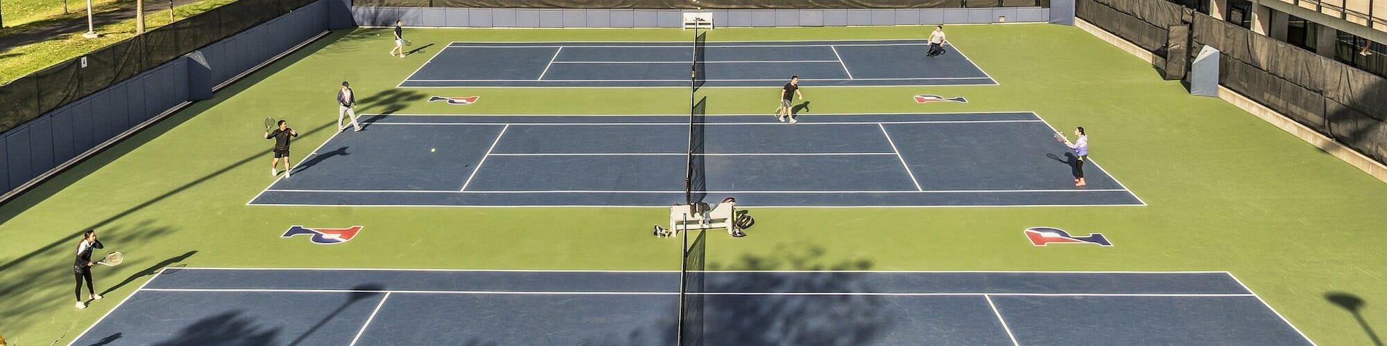 Tennis Titelbild