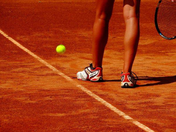 Tennis Aschenplatz