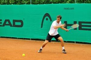 Tennis Vorhand