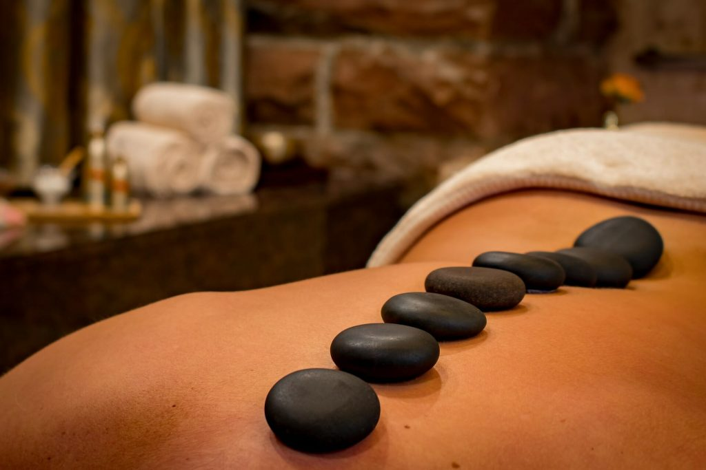 Massage Hot Stone
