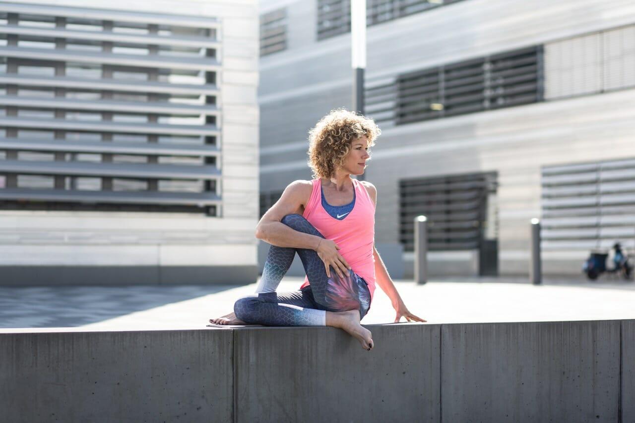 Yoga wird neue Sportart bei Time4Sports