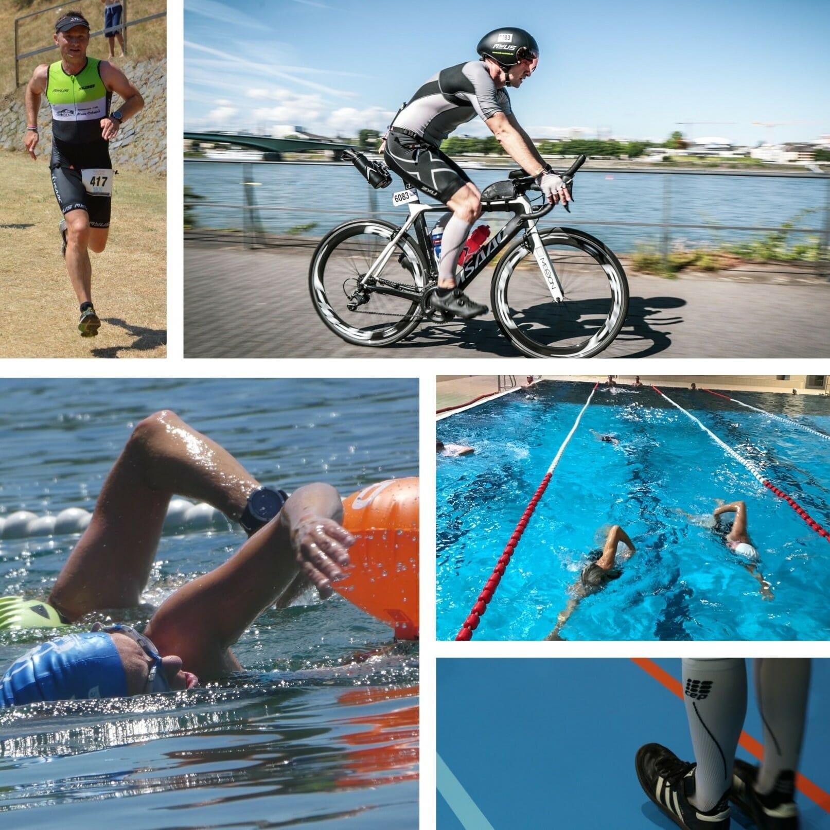 Triathlon Dokumentation